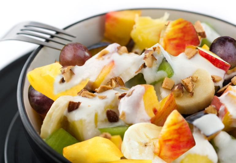 Recipe Pineapple Yogurt Fruit Salad Health Essentials From Cleveland Clinic