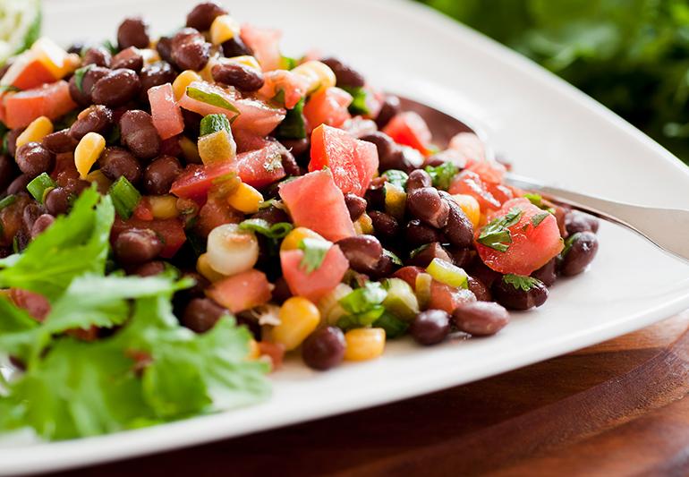 Zesty Bean Salsa