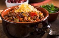 Better bowl of chili