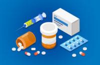 illustration of medications