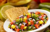 pepper zucchini salsa