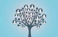 Family tree of cancer history