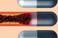 Statin pills taking care of cholesterol problem