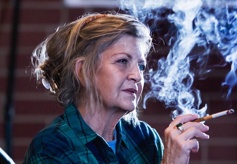 Strep on smoking throat weed Should i