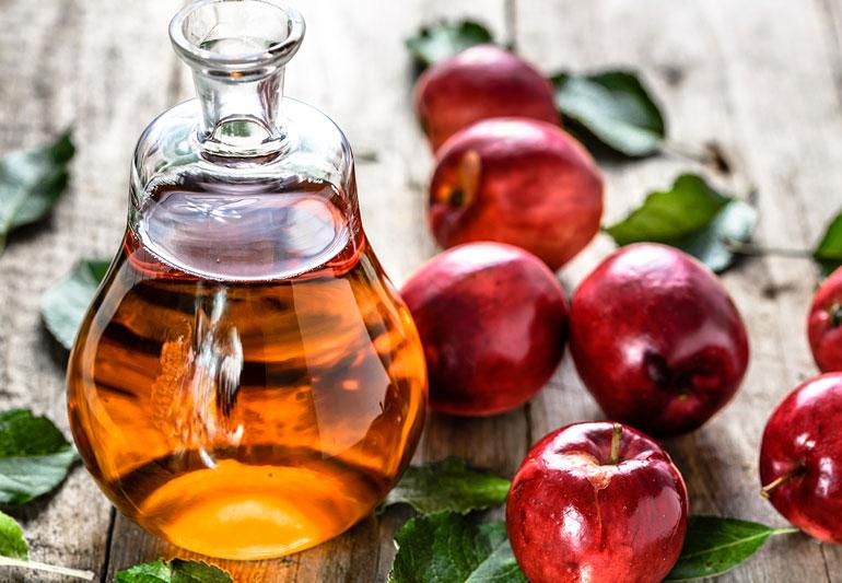 3 Health Benefits of Apple Cider Vinegar (ACV) – Cleveland Clinic